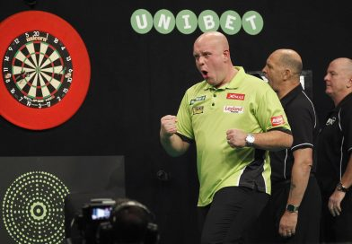 Fenomenale van Gerwen wint World Grand Prix Finale