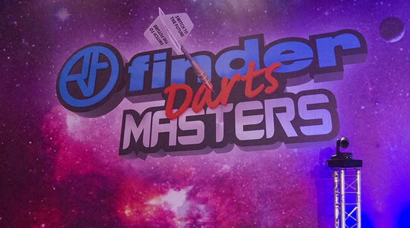 Finder Darts Masters 2016 live op RTV Noord-Holland; vrijdag-zaterdag en zondag