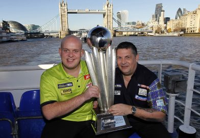 William Hill World Darts Championship 2016/2017 loting bekend.